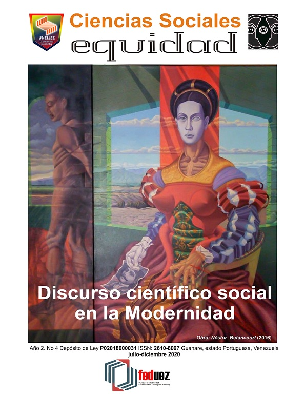 Ver Vol. 4 Núm. 2 (2020): Revista Equidad