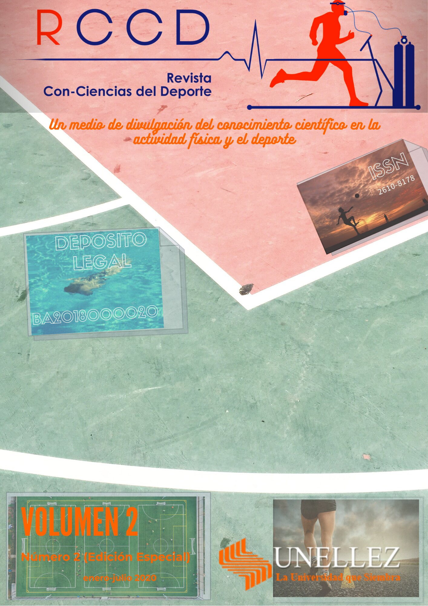Ver Vol. 2 Núm. 2 (2020): Revista Con-Ciencias del Deporte (Edición Especial)