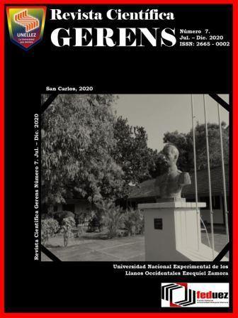 Ver Núm. 7 (2020): Revista Científica GERENS