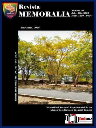Ver Núm. 20 (2020): Revista MEMORALIA