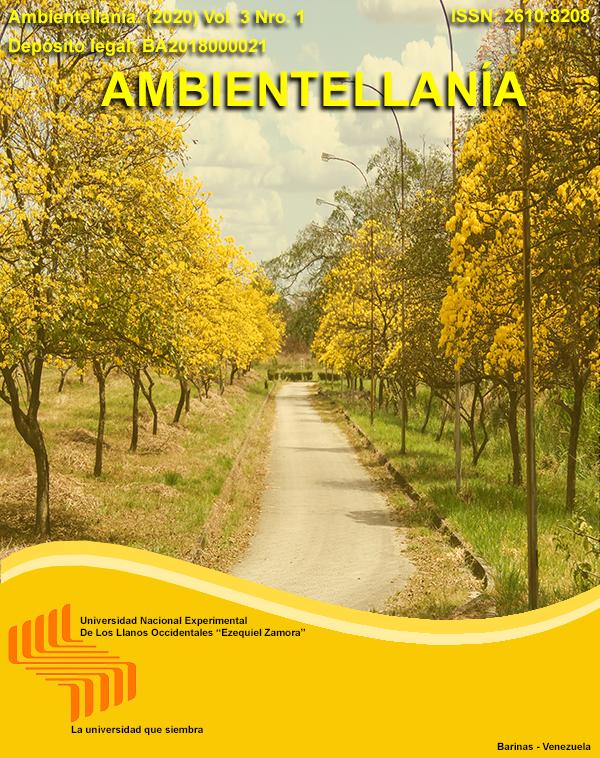 Ver Vol. 3 Núm. 1 (2020): Revista Ambientellanía