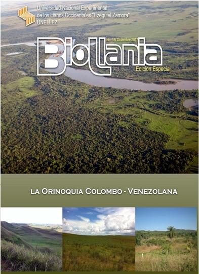 Ver Vol. 1 (2017): Revista Biollania-La Orinoquia Colombo-Venezolana